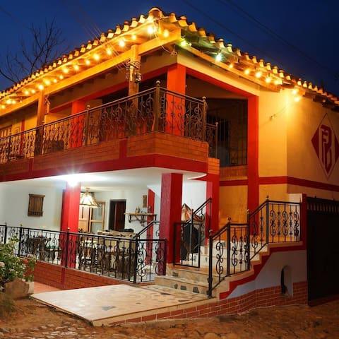 Casa de campo, experiencia natural. - Bucaramanga - Casa