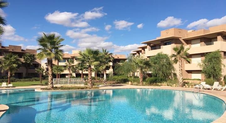 Appartement Marrakech sur Le Montgomerie Golf