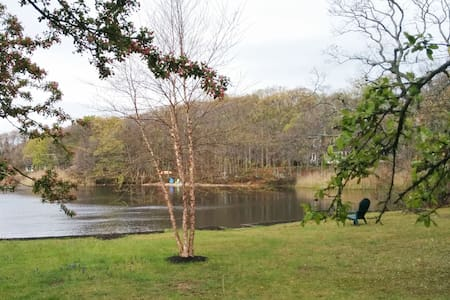 Lakefront House Near L.I. Sound  - Southold - House
