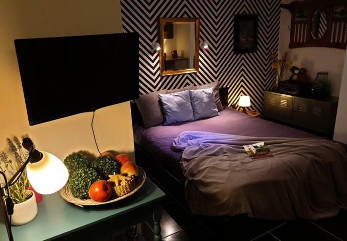 Ruim appartement voor 6 personen, expats welkom