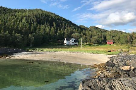 Sandvika - unik plass ved sjøen