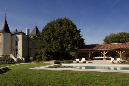 Le Manoir Holiday Accommodation - Saint-Sulpice-d'Excideuil