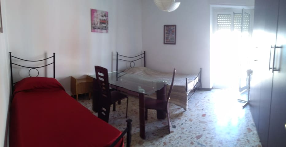 Double room  next to the centre  - Alessandria - Apartment