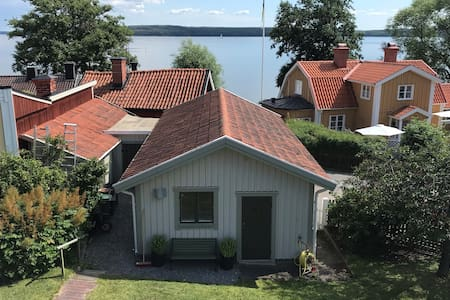 Own house in central Sigtuna