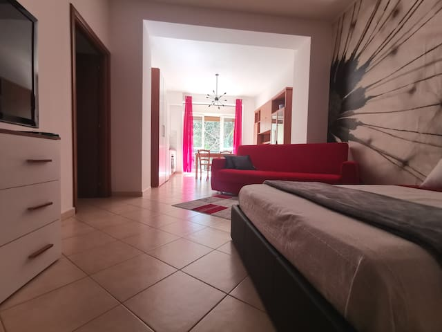 Studio Apartment in Viale Umberto