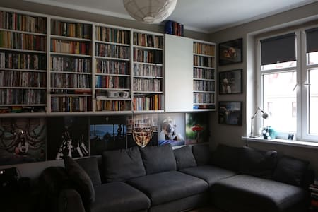 Quiet flat 15 minutes from the Market Square - Apartment