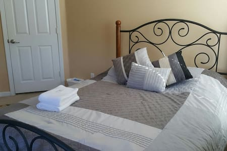 One bedroom w/ TV cable & internet. - Brooksville