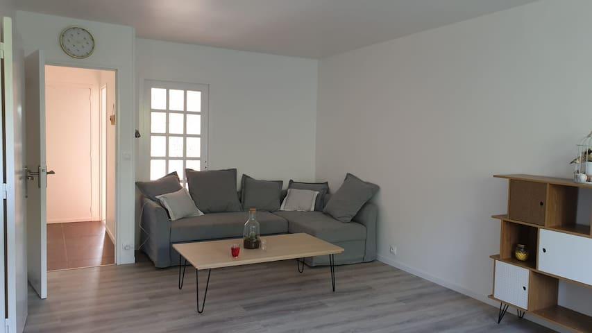 Nice apartment in Noisiel (near Disney)