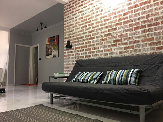Tulip's H/Stay 3bdrm apartment - Ipoh - Appartement