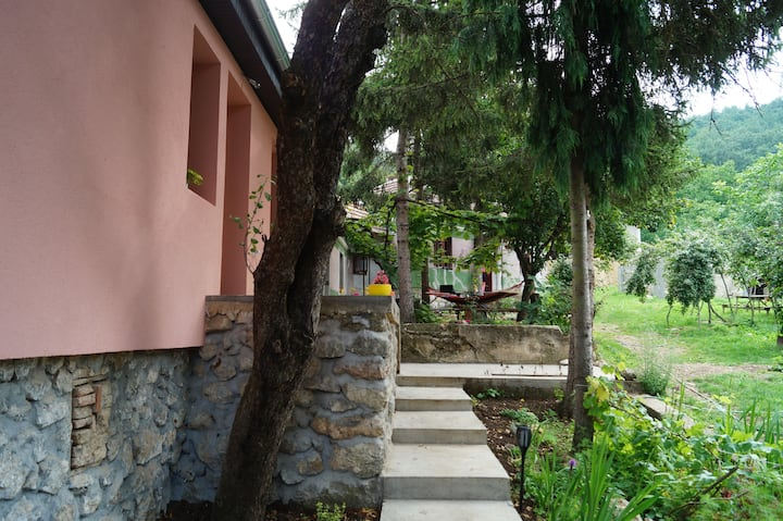 Calm, village property for enjoying peace, nature