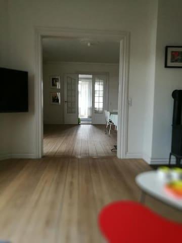 Herskabslejlighed - Sorø - Apartment