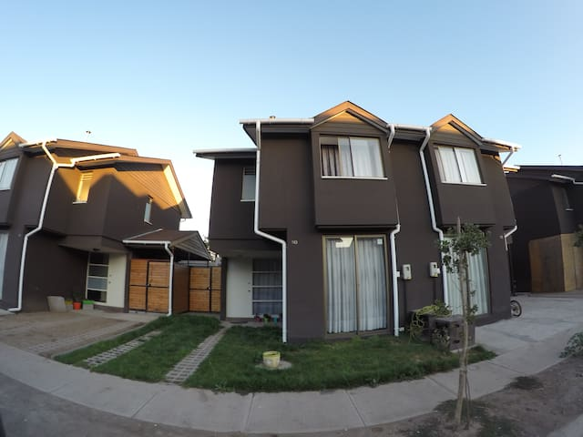 Habitacion en Casa en lindo condominio - Maipú - Rumah