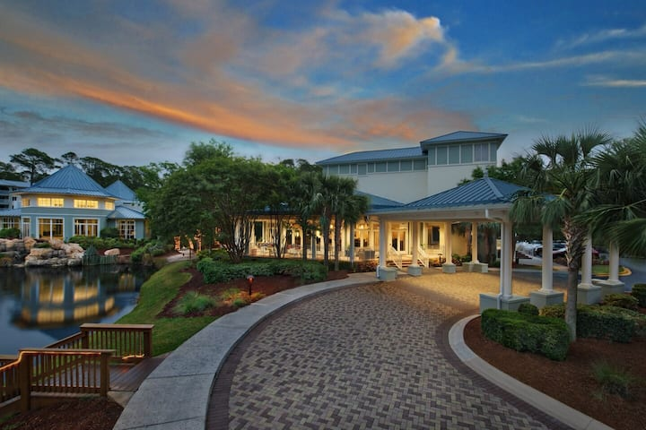 Marriott's Hilton Head SurfWatch Resort 3b/3b gdn