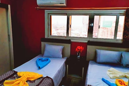 Perfect location in the middle of downtown Cairo