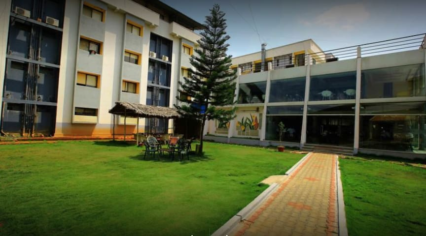 Executive Room with all amenities  on budget rates