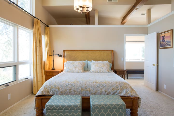 Private Gated FarmHouse Guest Suite - Santa Ynez - Casa