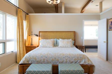 Private Gated FarmHouse Guest Suite - Santa Ynez - Talo