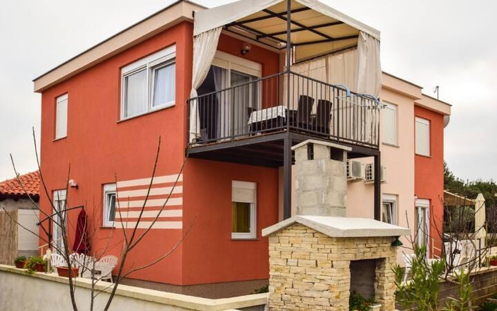 Apartments Sanja in Zaton /  Apartment A2  on the ground floor