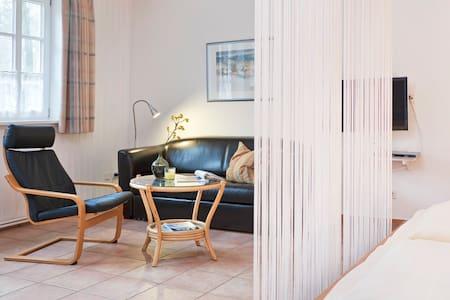Wohnung mit Blick auf den Ziehbrunnen - Rehlingen - Apartment