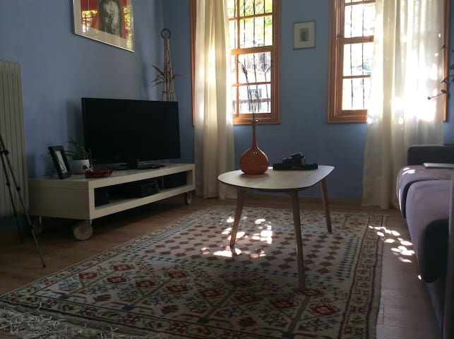 Ground Floor Apartment with Garden, in Old Town