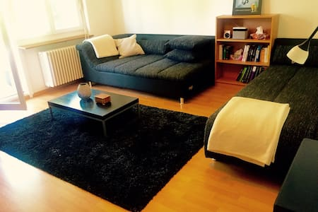 Two room apartment Zurich beautifully located - Zürich - Lejlighed