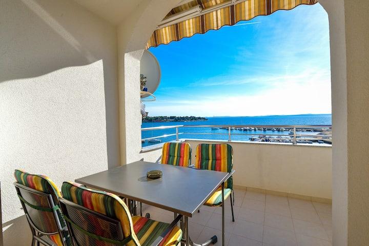Sea view apartment Ivka Petrcane