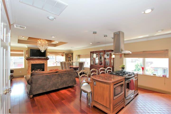 Executive suite. Fabulous apartment