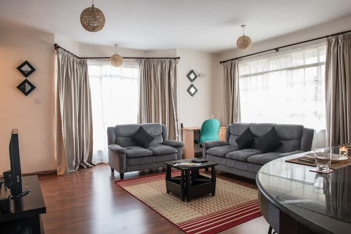 Love where you live! Apartment. - Nairobi - Apartamento