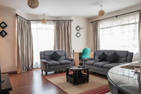 Love where you live! Apartment. - Nairobi - Byt