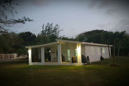 Beach House at P.R. North Shore - Arecibo - Huis