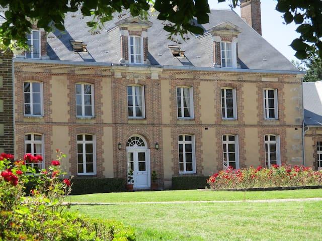 Domaine de Beaufai 1 Orne Normandie