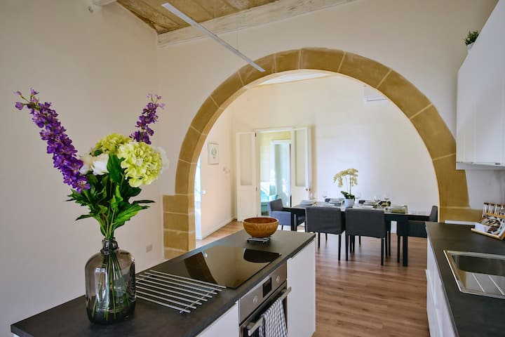Newly renovated town house in the heart of Malta