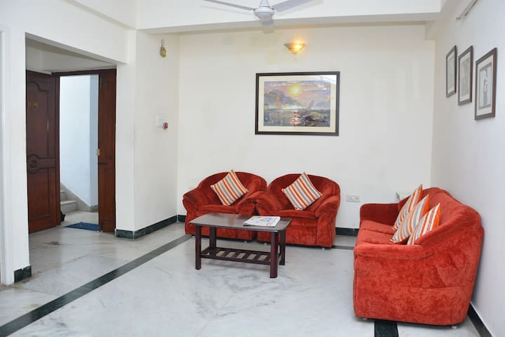 Luxurious Family Apartment - Greams Road