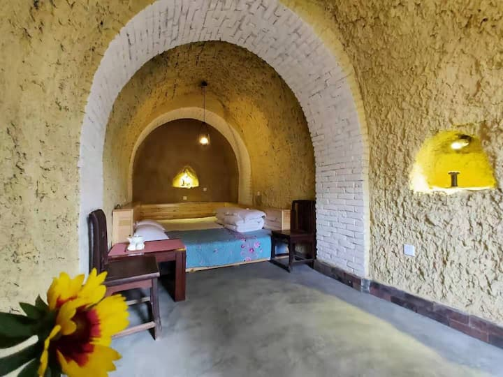 千年古寨窑洞