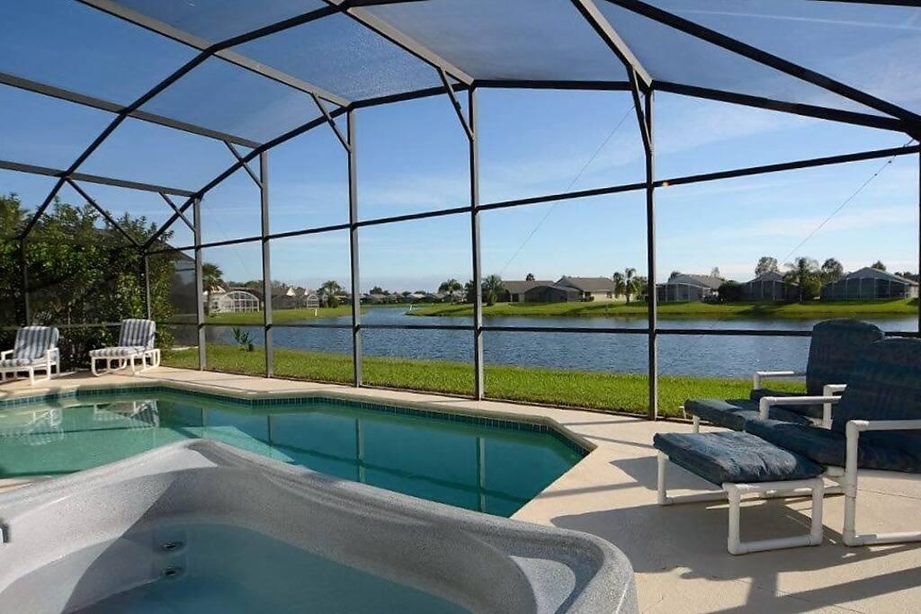 Bench, Furniture, Pool, Water, Resort