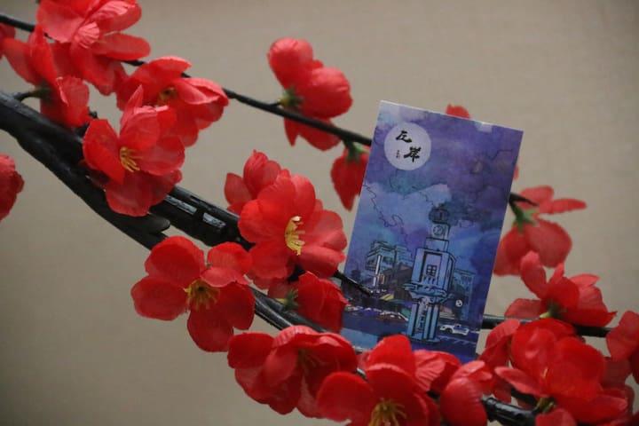 位于泉州钟楼的蓝色森林女生房(大)(床位出租) - Quanzhou - Huis