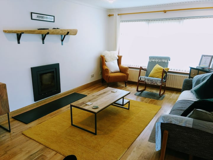 Quiet and Homely Portstewart Bungalow