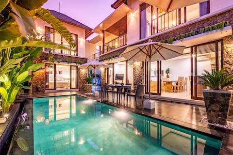 CINTA VILLA, a luxury villa in sanur