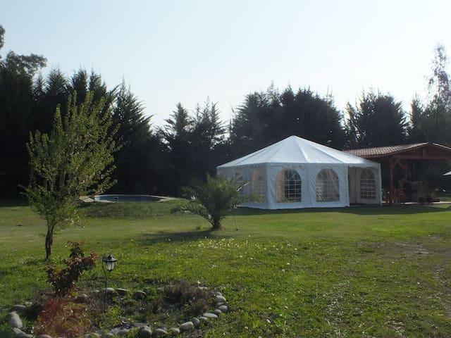 agradable casa de campo - Champa