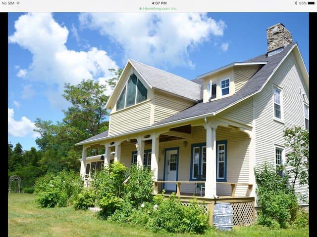 Sandy Bay Farm House