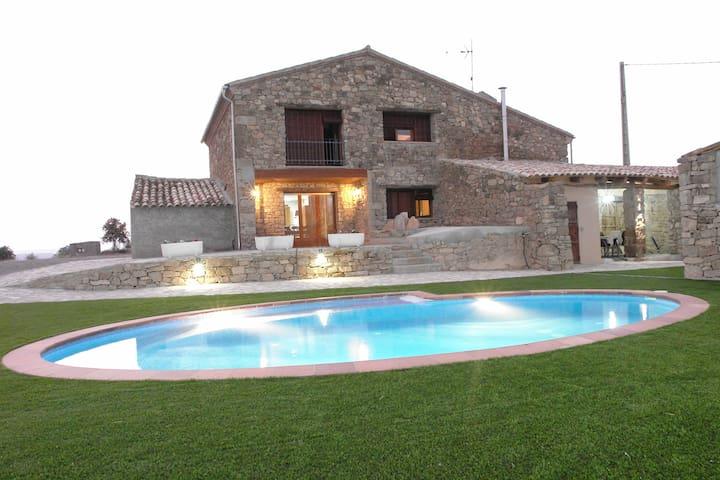Casa Rural l'Era del Rovira - Cabanabona - Hus