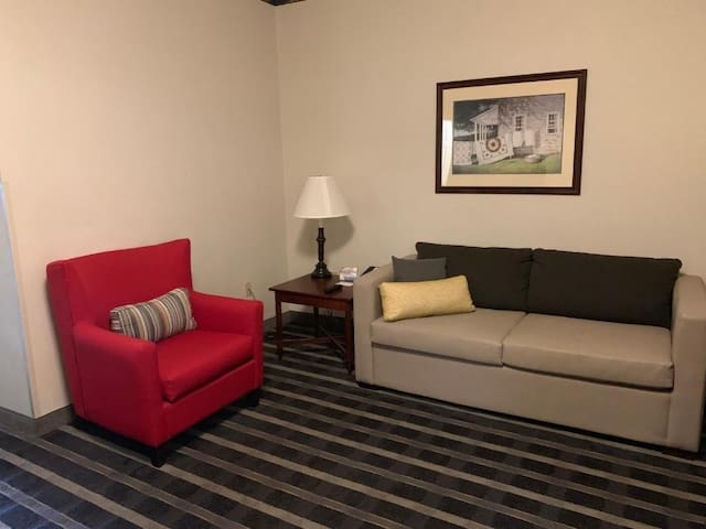 Sunny Suite Double Bed Non Smoking At Downtown