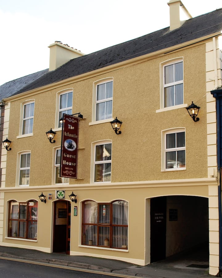 Atlantic Guest house, Main St ,  Donegal Town