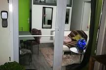 Logement, cosy, 26 m2. 12mn du centre ville à pied