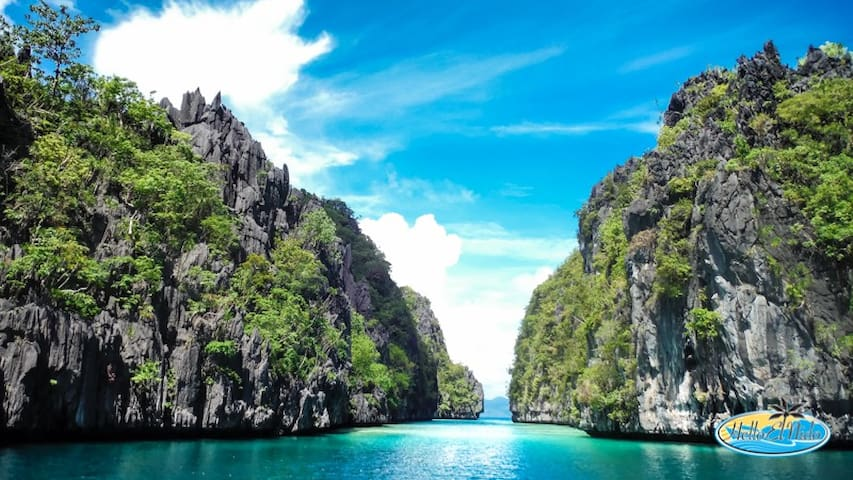El Nido through my eyes.(Free Tour) - El Nido - Appartement