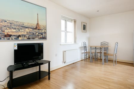 Modern spacious 1 Bed room flat - Radcliffe - Byt