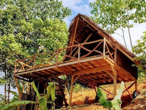Utsikt, Jungle Bar, Resto & Cottages