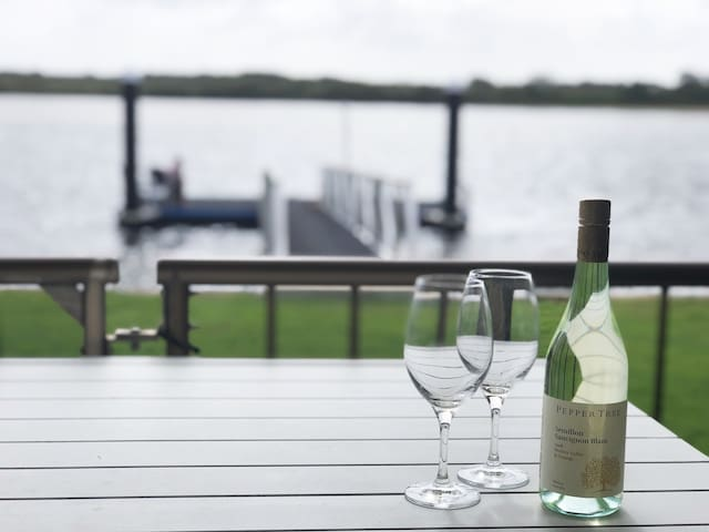 ❤️ Tranquil Waterfront Getaway on Maroochy River ❤️