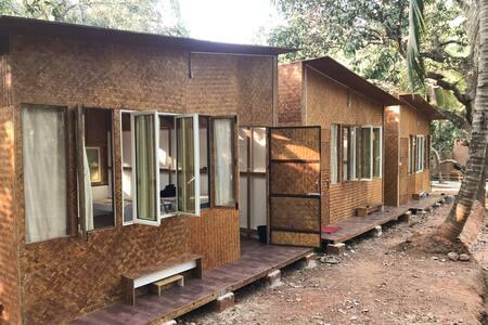 Jungle Hut 4/2 with Skylight, Yogdan Goa, Agonda