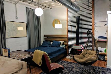 Fishtown Urban Warehouse Apartment